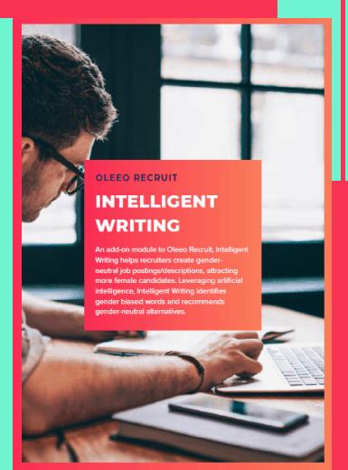 Intelligent writing